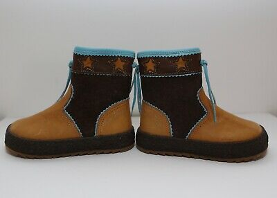 Little Kid Pom D'Api Boots Size 26