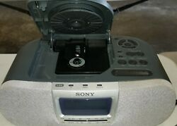 Sony Dream Machine Alarm Clock Radio and CD-Player - Pre Owned