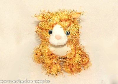 Springtime Spikey Eyelash Animals From Plushland (available In Cats Or Dogs)