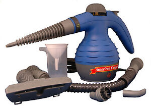 Clearmax Lightweight Pressurized Electric Steam Cleaner and Sanitizer Kit
