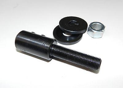 Spindle 5/8 Arbor Hole For Motor Shaft- Grinder - Polishing Wheel 1/2 Shaft R