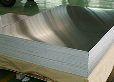 Alloy 2024 Aluminum Sheet - .050 X 24 X 48 S1