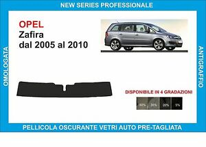 fasce-parasole-vetri-Opel-Zafira-dal-2005-al-2010