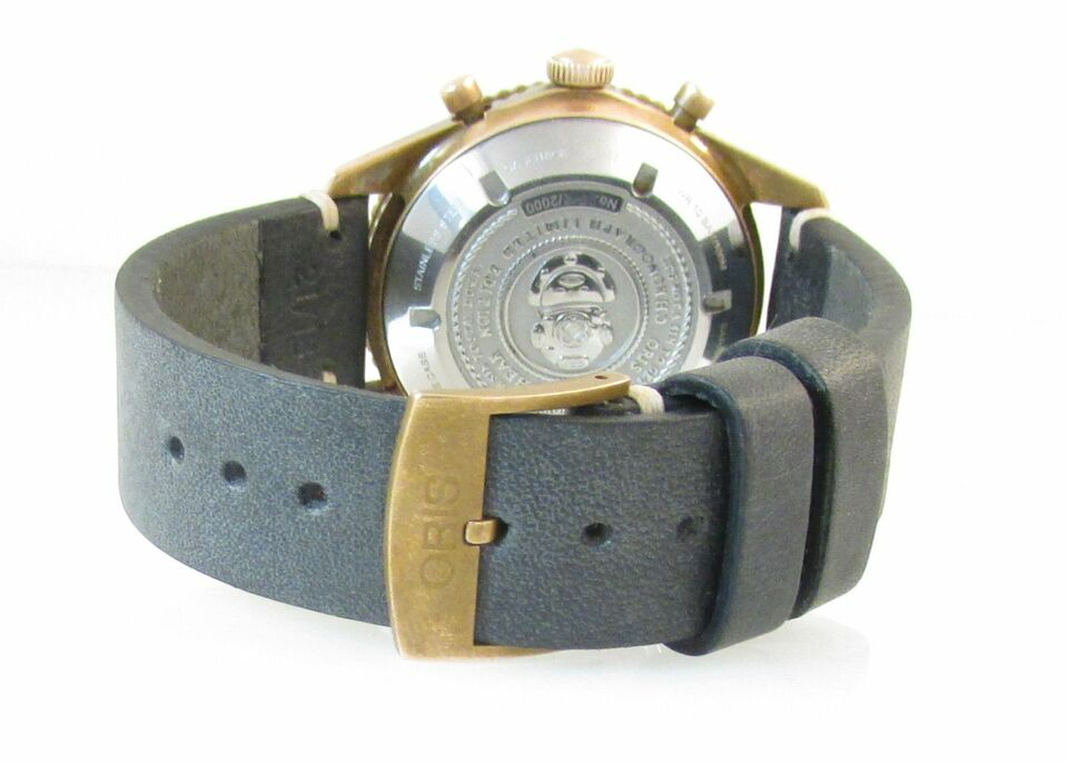 Oris Sixty Five Divers Heritage Automatik Chronograph-Limited in Hannover