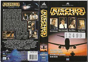 RISCHIO-D-039-IMPATTO-1998-vhs-ex-noleggio