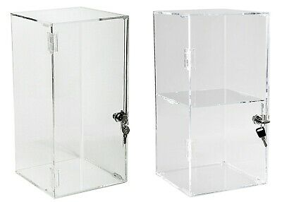 Locking Doll Case Collectible Cases Acrylic Display Case Locking Display
