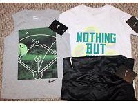 Boys New LOVELY T-shirt//Top //Shirt/& Shorts//Pants 2 Pieces Summer Set 2-14ys #165