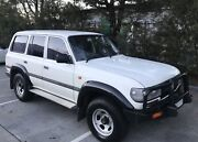 80 series Landcruiser GXL, Auto, Low kms. With RWC. Moorabbin Kingston Area Preview