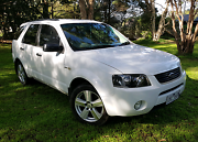 2007 Ford Territory TX AWD Cranbourne Casey Area Preview
