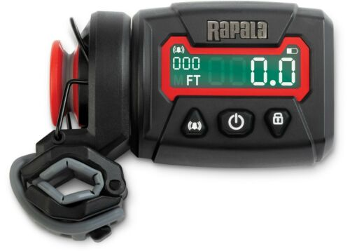 Rapala Digital Line Counter w/ Display for Baitcasting & Spinning Reels