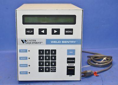 1 Used Unitek Equipment 3-129-02 Weld Sentry Welder Controller 15501