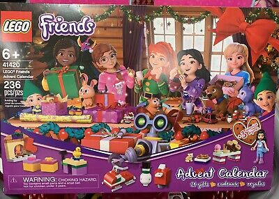 Lego Friends: Advent Calendar (41420) Kid's Advent Calendar with Lego Toys