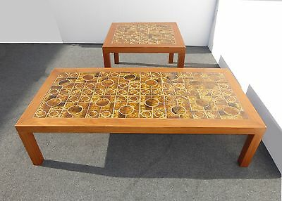 Centrum mobler coffee table end table vtg danish modern for Z furniture outlet santa ana