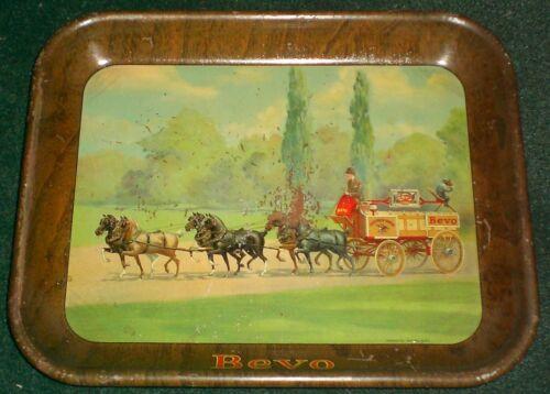 Vintage Anheuser Busch Bevo Beverage Tray