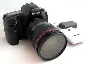Canon EOS 5D MK1 with Canon EF 24-105mm f/4 L IS USM Lens *191292