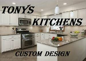 TONYS KITCHENS and HANDYMAN SERVICES