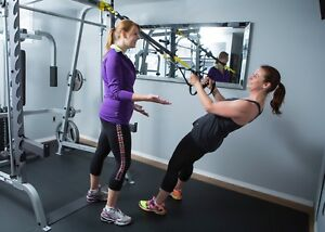 West Edmonton Personal Trainer - in home studio!