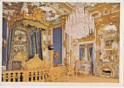 Schlob Herrenchiemsee, Castle Palace, Vintage Picture Postcard 787 Postmarked