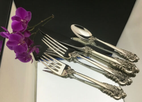 WALLACE GRANDE BAROQUE 4 PC. PLACE SETTING(S)