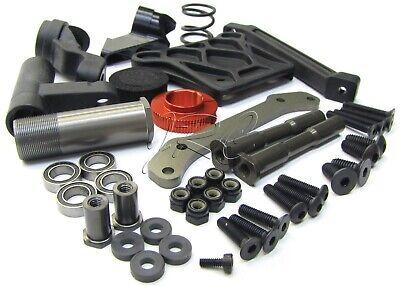 Hot Bodies D819 - STEERING Set (bellcrank, posts D815 d817 HBS204450 (Hot Bodies Steering)