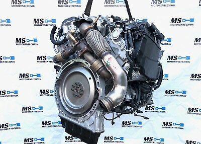 Mercedes Benz W166  ML350 3.0 CDI V6 Motor 642.826 258PS Engine 642826 Komplett