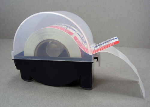 """2"""" Inch Label Sticker Dispenser Manual Great for 2x3 Fragile Shipping Labels"""