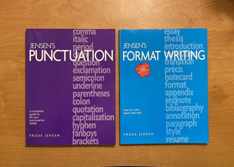 Jensen's Punctuation & Format Writing