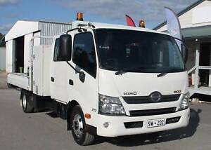 2013 Hino 300-717 Dual Cab, Stock 1231 Kenwick Gosnells Area Preview