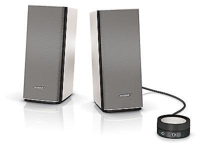 Bose Companion 20 Multimedia Speaker System - Factory-Renewed