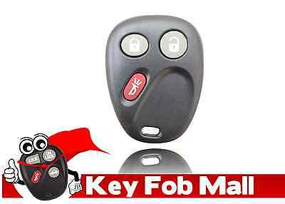 New Keyless Entry Remote Key Fob For a 2003 GMC Envoy w/ 3 Buttons & Programming