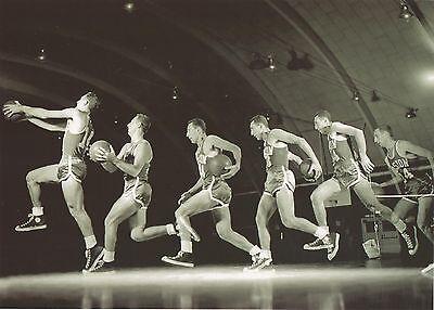 BOB COUSY 8X10 PHOTO BOSTON CELTICS BASKETBALL NBA MOTION PICTURE WHITE BORDER