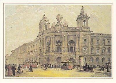 Künstler Postkarte - Reichspostgebäude Berlin um 1900