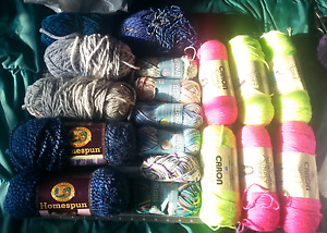 Yarn stash for sale