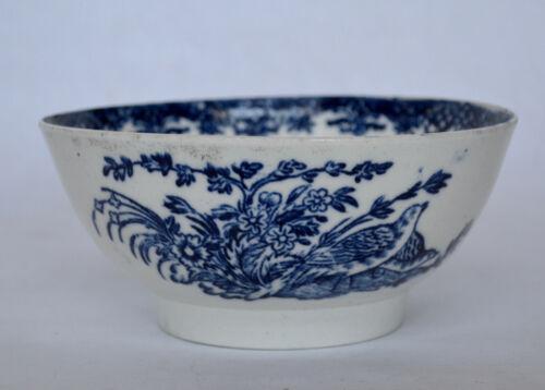 18th Century English Liverpool Porcelain Bowl