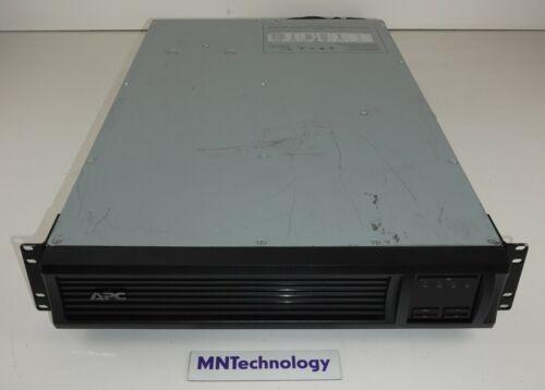 APC | SMT2200RM2U | Smart UPS 2200VA LCD Rackmount UPS w/New Batteries