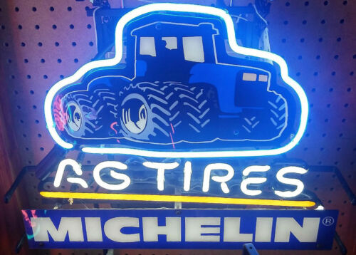 AG tires MICHELIN tractor neon farm REDUCED