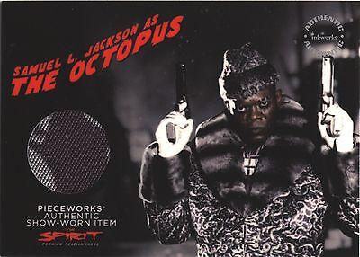 The Spirit Movie PW3 The Octopus Pieceworks Costume Card](The Spirit Costume)