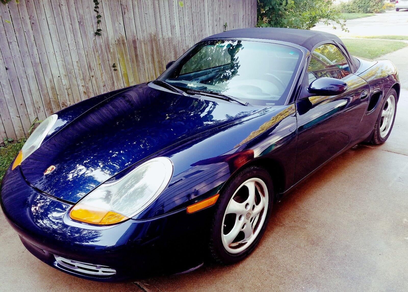 1997 Porsche Boxster Base 1997 porsche boxster