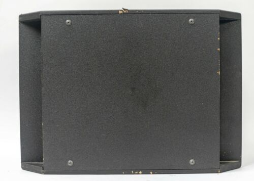 """Electro Voice - EV EVID-S12.1 12"""" Subwoofer Speaker Cabinet - Black"""