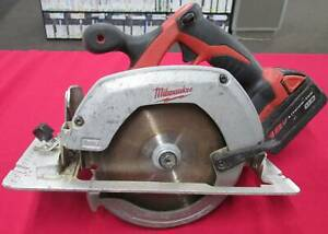 MILWAUKEE 18 VOLT CORDLESS CIRCULAR SAW Miller Liverpool Area Preview