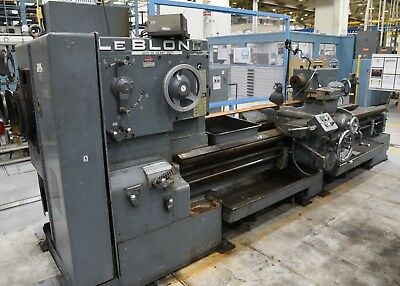 Leblond Heavy Duty Engine Lathe 3220-25 40 Hp 460 Volt 3 Phase