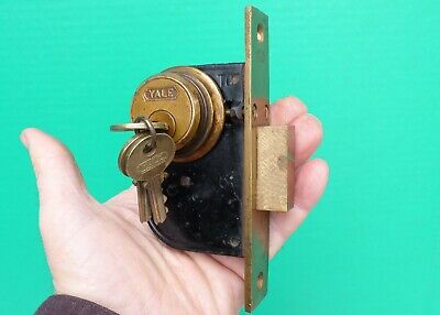 Prime-Le Solid Brass Cylder Lock 2-7//8 For Used to Keylock