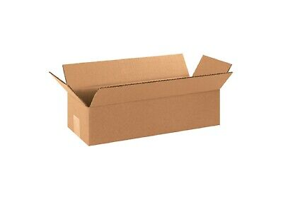 100 12x8x5 Cardboard Packing Mailing Moving Shipping Boxes Corrugated Box Carton