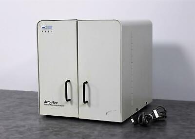 Tsi Aero-flow 3250 Automated Powder Flowability Analyzer 325000 W Warranty