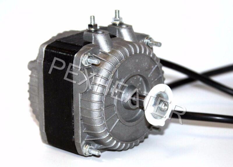 Shaded Pole Square Fan Motor 1450 RPM 7 W 115 V For Evaporator & Condenser