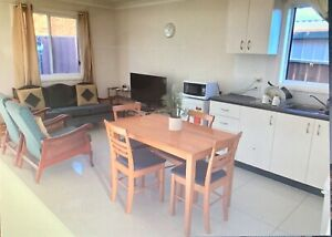 Fully furnished Granny Flat Room to lease- incl internet and bills