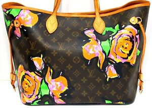 Authentic Louis Vuitton  Neverfull MM monogram limited edition