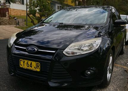 2014 Ford Focus Desiel Forresters Beach Gosford Area Preview