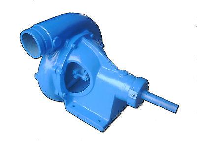 Pto Centrifugal Water Pump Irrigation Pump 4x 3 Heavy Duty Water Truck Pump