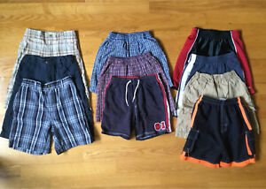 Boys size 5 summer shorts and bathing suit